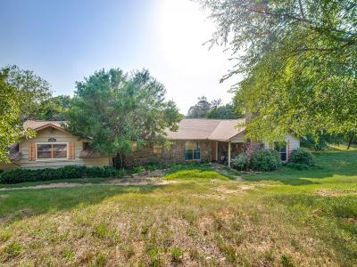 Denison Single Family Home For Sale: 2305 S Lang Avenue