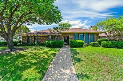 Single Family Home Active Option Contract: 10201 Sunridge Trail