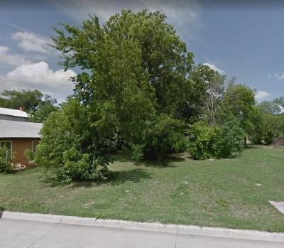 Fort Worth Residential Lots & Land For Sale: 1321 Missouri Avenue