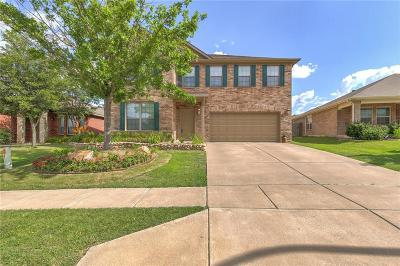 Fort Worth Single Family Home Active Option Contract: 349 Fossil Bridge Drive