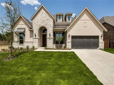 Flower Mound Single Family Home For Sale: 6637 Elderberry Way