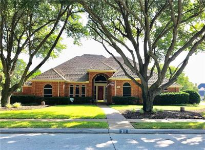 Southlake Residential Lease For Lease: 301 Gregg Court