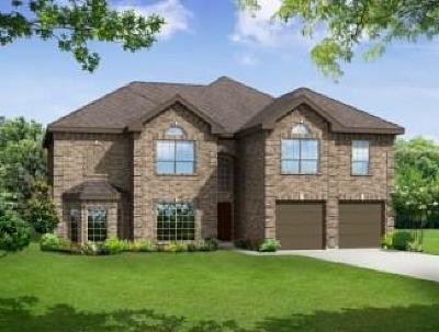 Forney Single Family Home For Sale: 401 Llano Drive