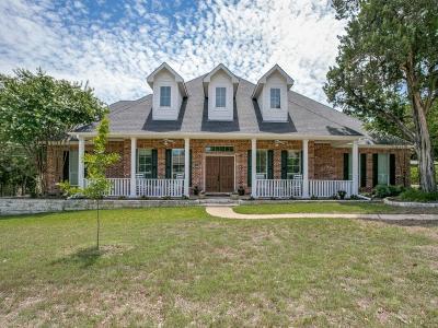 Cedar Hill Single Family Home For Sale: 806 Cobblestone Court