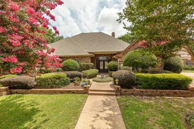 Arlington Single Family Home Active Option Contract: 5303 Emerald Park Court