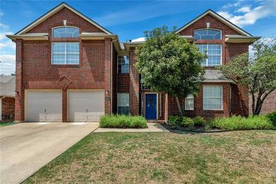 Flower Mound Single Family Home For Sale: 608 Tealwood Lane