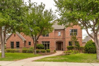 Denton Single Family Home For Sale: 3212 Clubview Drive