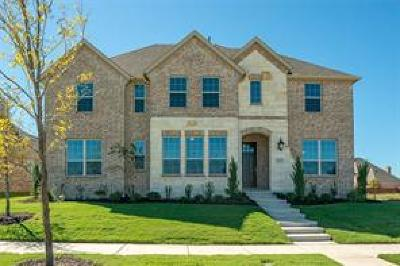 Collin County Single Family Home For Sale: 14163 Round Prairie Lane