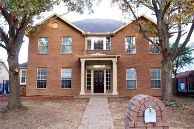 North Richland Hills Residential Lease For Lease: 7928 Arlie Lane