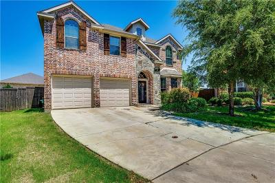 McKinney Single Family Home For Sale: 7500 Archer Way