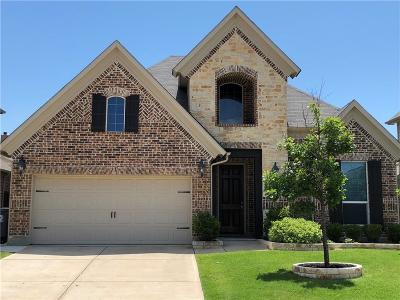 Little Elm Single Family Home Active Option Contract: 2392 Elm Valley Drive