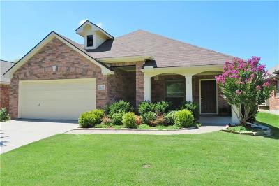 Mckinney Single Family Home Active Option Contract: 2209 Kingsdale Court