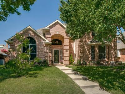 Plano Single Family Home For Sale: 7613 Zurich Drive