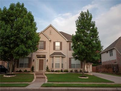 Keller Single Family Home Active Contingent: 1408 Ashmore Court