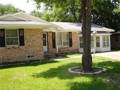 Mesquite Single Family Home For Sale: 2706 Virginia Drive