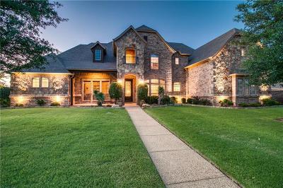 Keller Single Family Home For Sale: 313 Calais Drive