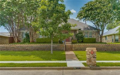 Coppell Single Family Home Active Option Contract: 117 W Lansdowne Circle