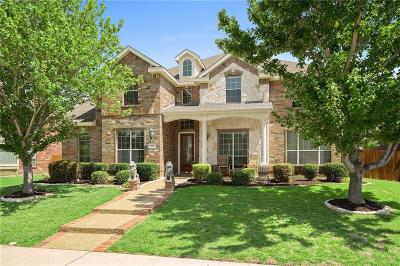 Wylie Single Family Home Active Option Contract: 1607 Boxwood Lane