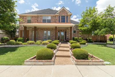 Mckinney Single Family Home For Sale: 8117 Canterbury Terrace