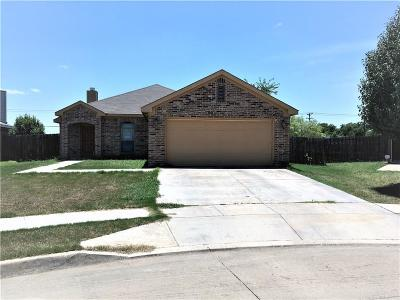 Fort Worth Single Family Home For Sale: 1008 Trinidad Drive
