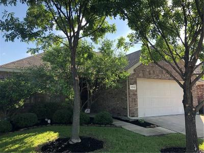 Princeton Single Family Home For Sale: 1232 Angelina Drive
