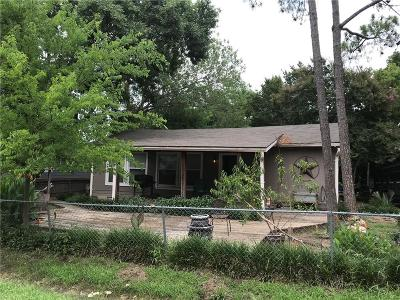 Wylie Single Family Home For Sale: 116 Park Drive