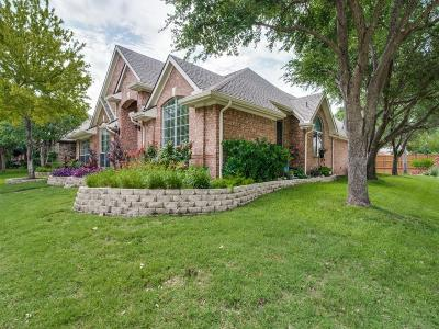 McKinney Single Family Home Active Option Contract: 4221 English Ivy Drive