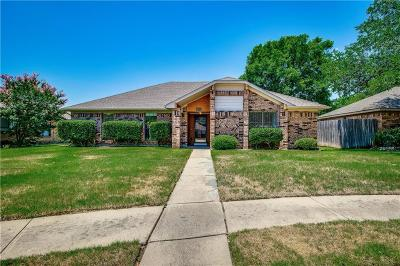 Allen Single Family Home For Sale: 606 Juniper Drive