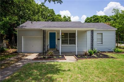 Terrell Single Family Home For Sale: 920 N Virginia Street