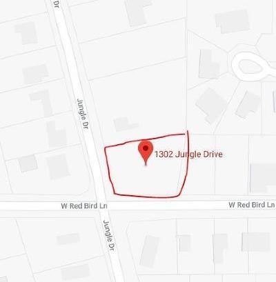 Duncanville Residential Lots & Land For Sale: 1302 Jungle Drive