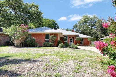 Grand Prairie Single Family Home For Sale: 206 Manana Drive