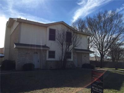 North Richland Hills TX Multi Family Home Active Contingent: $279,000