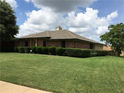 Mesquite Single Family Home For Sale: 1001 Placid Drive