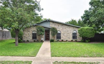 Garland Single Family Home Active Contingent: 6514 McCartney Lane
