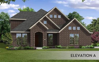 Rockwall, Fate, Heath, Mclendon Chisholm Single Family Home Active Option Contract: 1309 Arezzo Lane