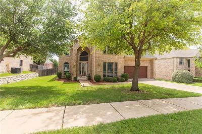 Cedar Hill Single Family Home For Sale: 1410 Delta Drive