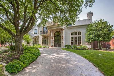 Single Family Home For Sale: 5707 Caladium Drive