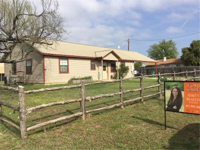 Graford Single Family Home For Sale: 704 N Main Street
