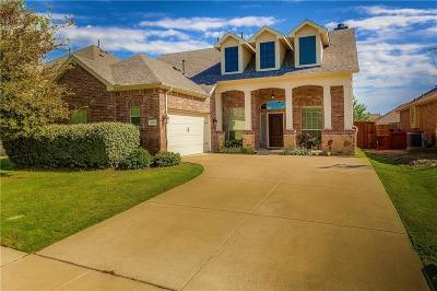 Mckinney Single Family Home Active Option Contract: 10305 Flat Creek Trail