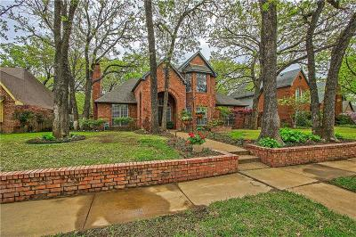 Grapevine Single Family Home For Sale: 3055 Old Mill Run