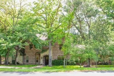 Aledo Single Family Home Active Option Contract: 1424 Oaklawn Lane