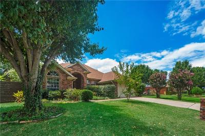 Colleyville Single Family Home For Sale: 4910 Shadowood Trail