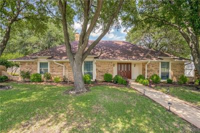 Fort Worth Single Family Home For Sale: 7125 Bettis Drive