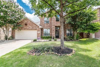 McKinney Single Family Home Active Option Contract: 2517 Wells Lane