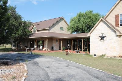 Somervell County Single Family Home Active Contingent: 2764 County Road 2009