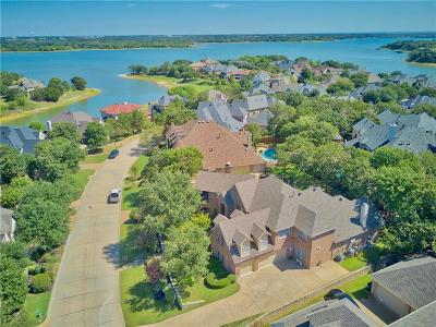 Highland Village Single Family Home For Sale: 706 Winding Bend Circle