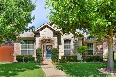 Frisco Single Family Home Active Option Contract: 5937 Country View Lane