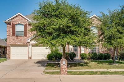 Little Elm Single Family Home For Sale: 2529 Stone Meadows Drive