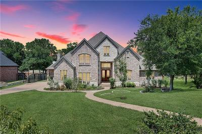 Keller Single Family Home For Sale: 521 Spicewood Court