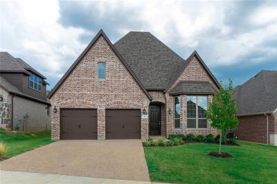 Hickory Creek Single Family Home For Sale: 206 Waterview Court